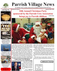 Parrish Village News archived issue January 2012