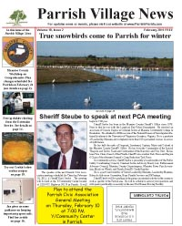 Parrish Village News archived issue February 2011