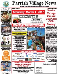 Parrish Village News archived issue February 2017