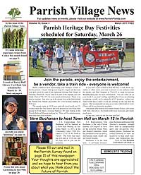 Parrish Village News archived issue March 2011