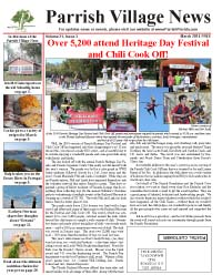 Parrish Village News archived issue March 2014
