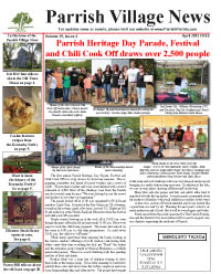 Parrish Village News archived issue April 2012