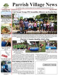 Parrish Village News archived issue May 2012
