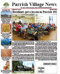 Parrish Village News archived issue May 2015