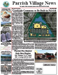 Parrish Village News archived issue May 2016
