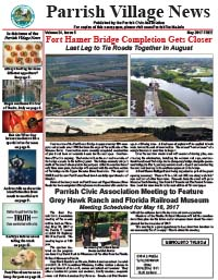 Parrish Village News archived issue May 2017