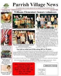 Parrish Village News archived issue June 2011