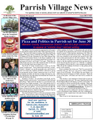 Parrish Village News archived issue June 2012