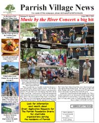 Parrish Village News archived issue June 2014