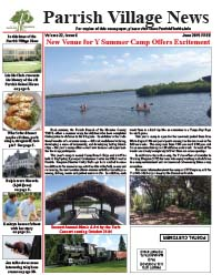 Parrish Village News archived issue June 2015