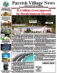 Parrish Village News archived issue June 2017