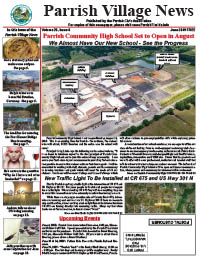 Parrish Village News archive issue June 2019