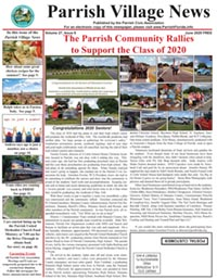Parrish Village News archive issue June 2020