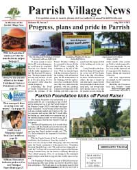Parrish Village News archived issue July 2011