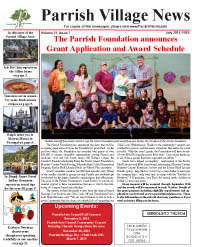 Parrish Village News archived issue July 2014