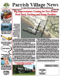 Parrish Village News archived issue July 2015
