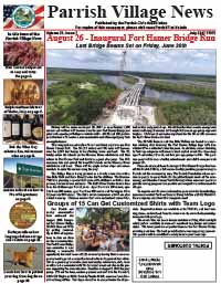 Parrish Village News archived issue July 2017