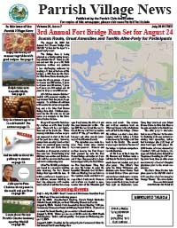 Parrish Village News archive issue July 2019