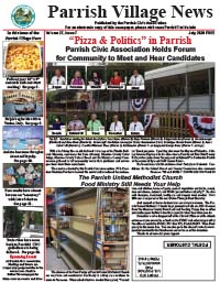 Parrish Village News archive issue July 2020
