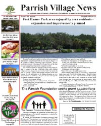 Parrish Village News archived issue August 2012