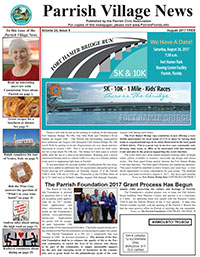 Parrish Village News archived issue August 2017