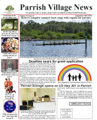 Parrish Village News archived issue September 2012
