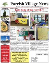 Parrish Village News archived issue September 2014