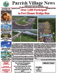 Parrish Village News archived issue September 2017