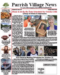 Parrish Village News archived issue October 2015