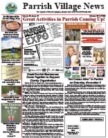 Parrish Village News archived issue October 2016