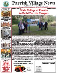 Parrish Village News archived issue October 2017