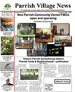 Parrish Village News - November 2009