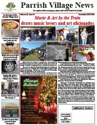 Parrish Village News archived issue November 2015