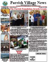 Parrish Village News archive issue November 2018