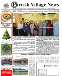 Parrish Village News archived issue December 2011
