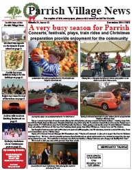 Parrish Village News archived issue December 2014
