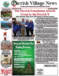 The Parrish Village News