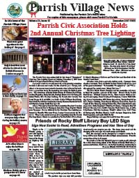 Parrish Village News archived issue December 2017